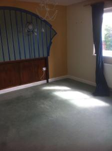 Full house clearance carried out - After the bedroom was fully cleared